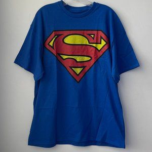 Superman Men's Short Sleeve Shirt